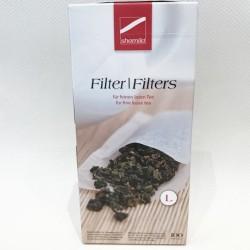 Filtre à thé en papier