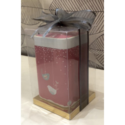 Boîte à thé papier washi